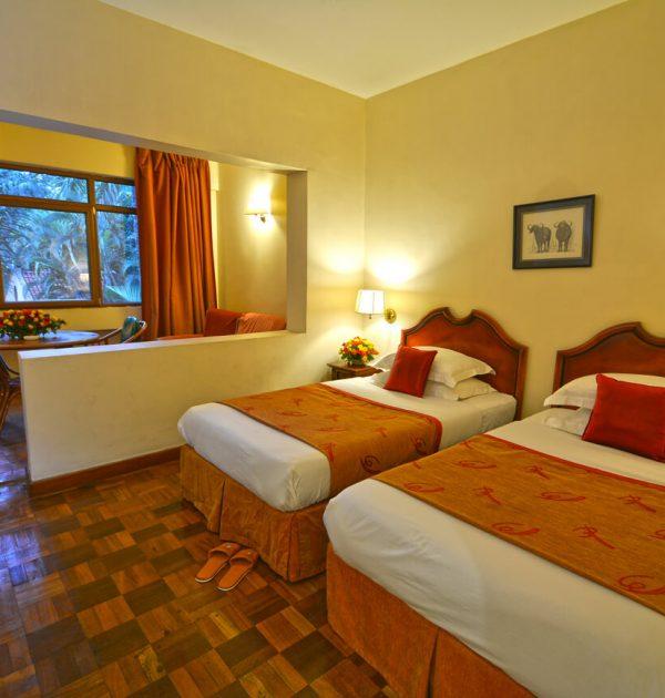 Speke Hotel Twin Deluxe Room