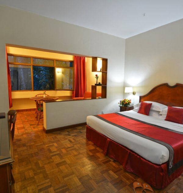 Speke Hotel Double Deluxe Room