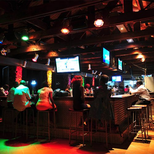 Speke Hotel Rock Bar